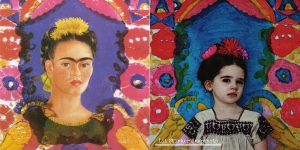 Frida Collage