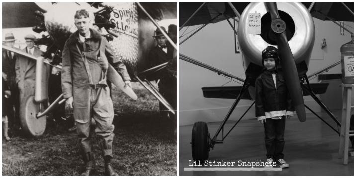 Charles Lindbergh Collage