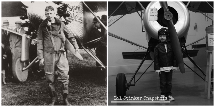 Charles Lindbergh Collage