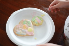 Cookie decorating time!