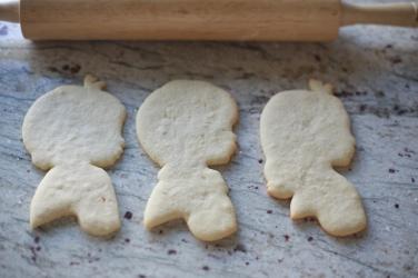 Kiddo cookies!