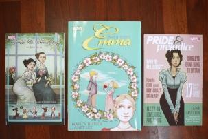 More Jane Austen Reading...
