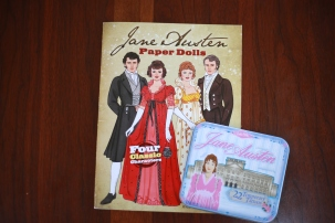 Jane Austen fun!