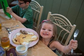 Pancake men